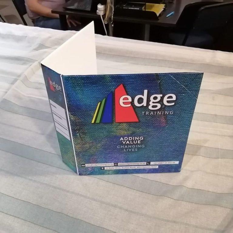 Edge Custom Design File