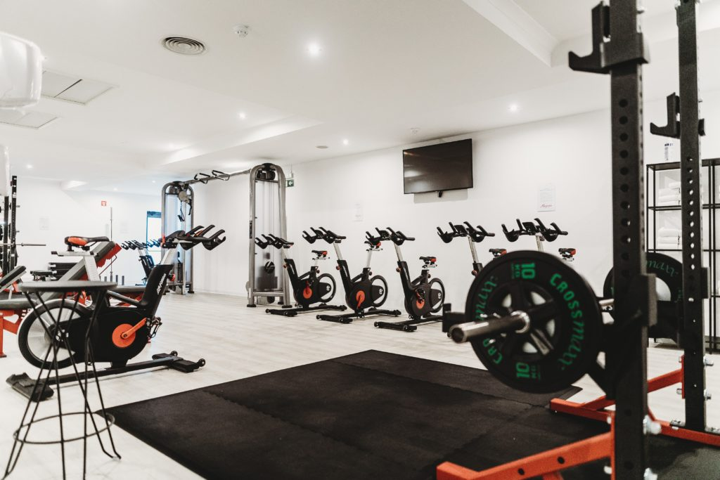 Gym Crossfit and Functional Equipment