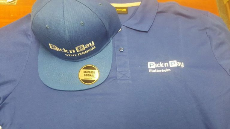 Pick n Pay Stutterhiem Golfer & Cap
