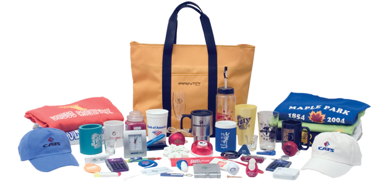 Promotional Products Display
