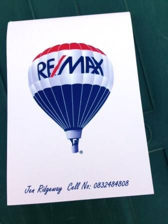 Remax Notepad