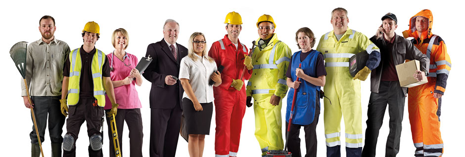 Various Workwear