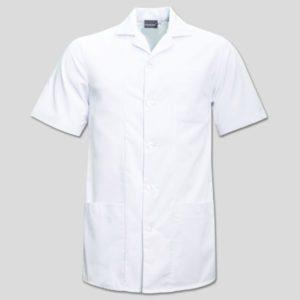 Lab Coat Short Sleeve