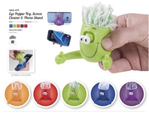 Toy Screen cleaner and phone stand