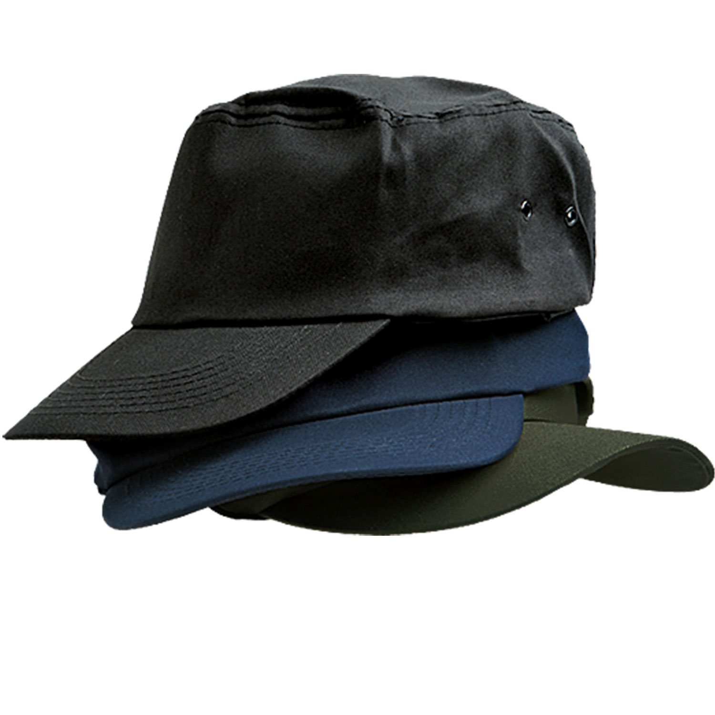 Armed response cap