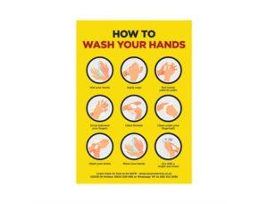 Covid-19 Hand Wash
