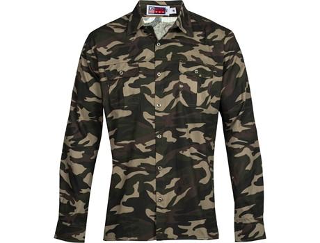 Camo Bush Shirt