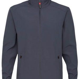 Swagg mens Softshell Jacket Grey