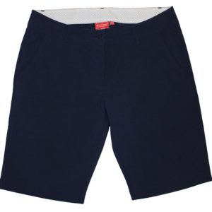 Swagg Ladies Plain Bermuda PT918BER - Navy - Front