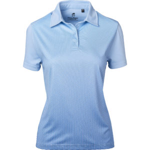 Gary Player Ladies masters Golfer Light Blue
