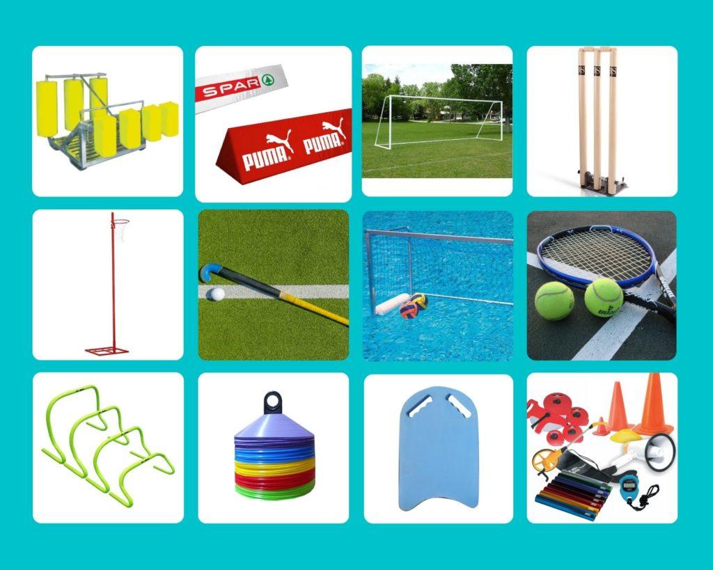Sports Equipment & Apparel